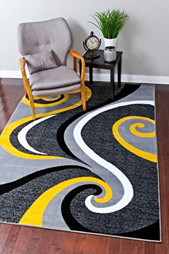 0327 Yellow 5 2 215 7 2 Area Rug Carpet Large New Area Rugs Shop