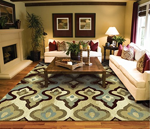 Luxury contemporary rug 8 5 modern rugs for living room - Living room area rugs contemporary ...