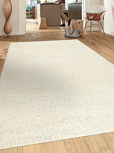 Soft Cozy Solid White 7 10 X Indoor Area Rug