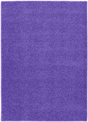 Garland Rug Shazaam Area Rug 5 Feet By 8 Feet Purple