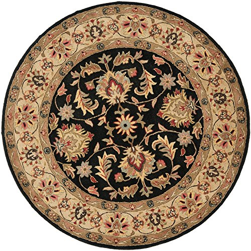 Safavieh Heritage Collection Hg957a Handmade Black And