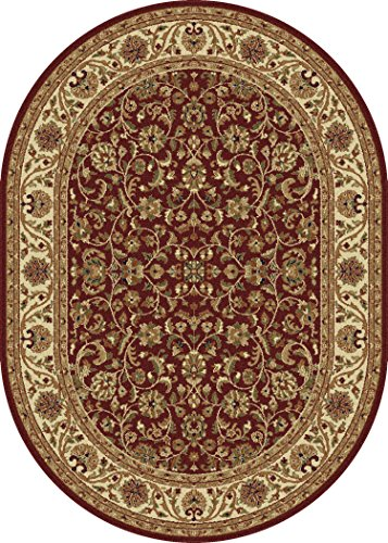 Universal Rugs Transitional Oriental 5 Ft 3 In X 7 Ft 3