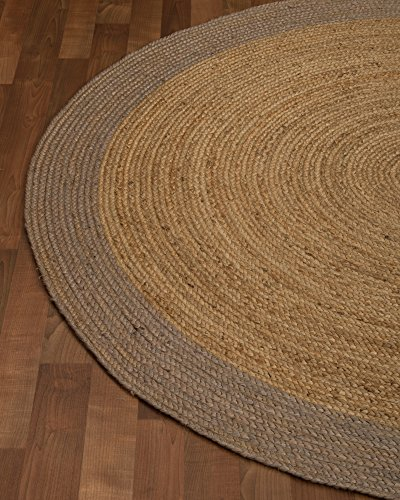 8 Foot Round Jute Rug Rugs Ideas