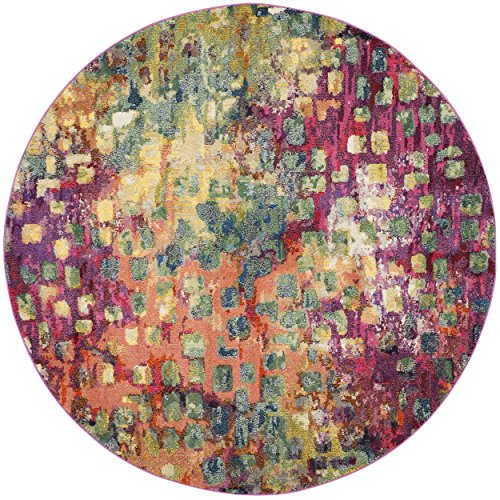 Safavieh Monaco Collection Mnc225d Modern Abstract