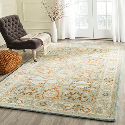 Safavieh Heritage Collection Hg734a Handmade Traditional