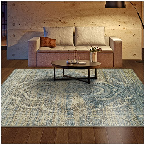 Superior Salford Collection Area Rug 10mm Pile Height