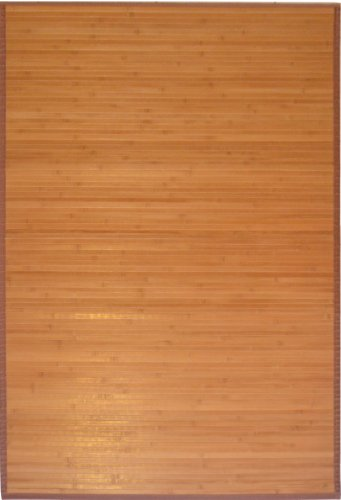 3 X 5 Bamboo Floor Rug 89 035 Natural Bamboo Color