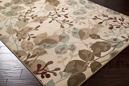Furnish My Place Modern Oriental Floral Area Rug Prism