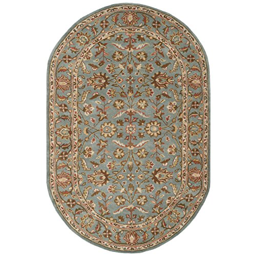 9 X 12 Nourison Nourmak Hand Knotted 100 Wool Persian: Safavieh Heritage Collection HG969A Handcrafted