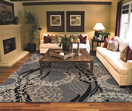 Large Area Rugs For Living Room 8 215 10 Gray Area Rugs Shop
